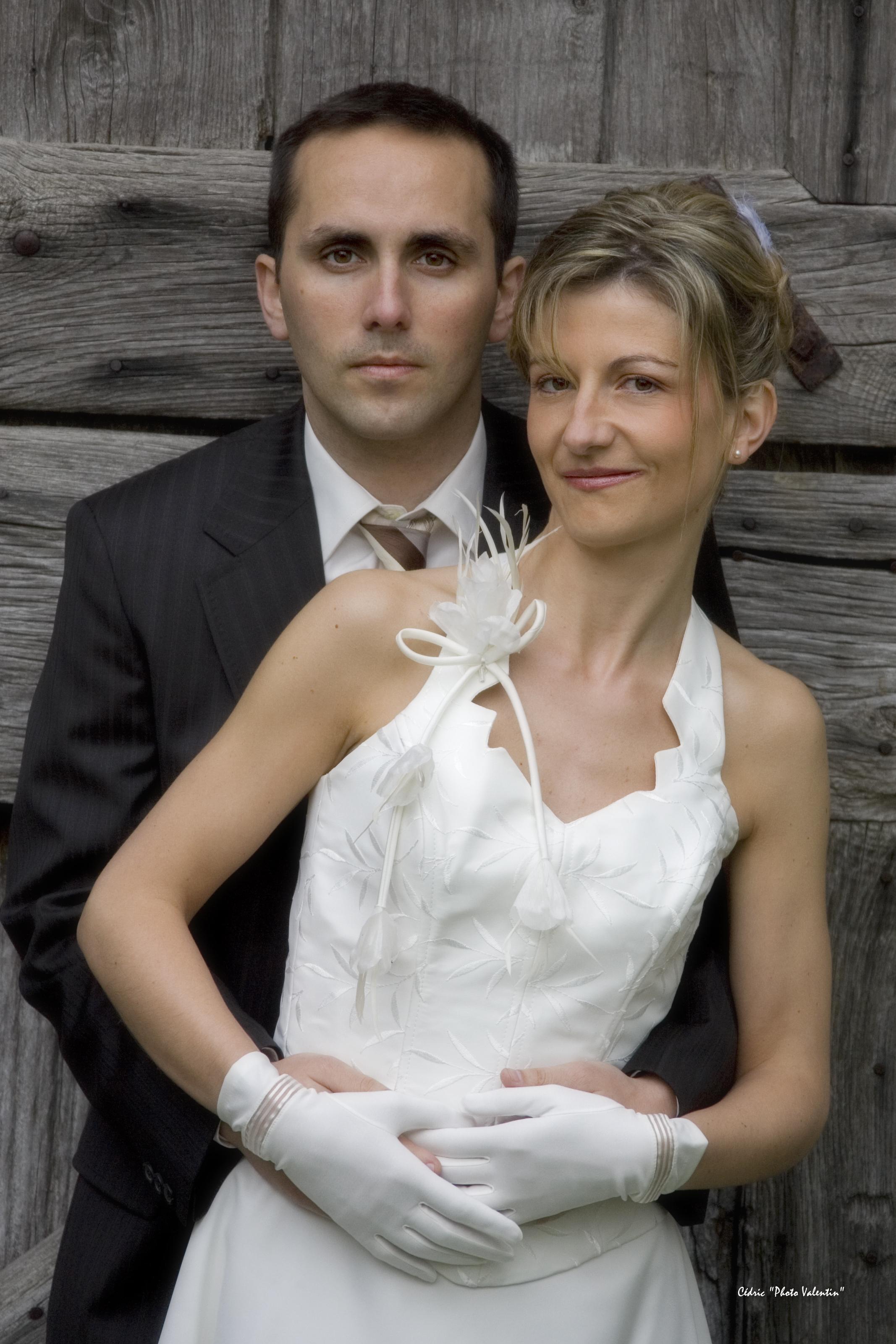 Portraits de mariage